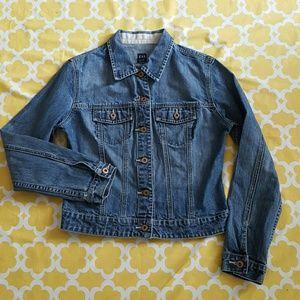 GAP Vintage Women Denim Jacket M